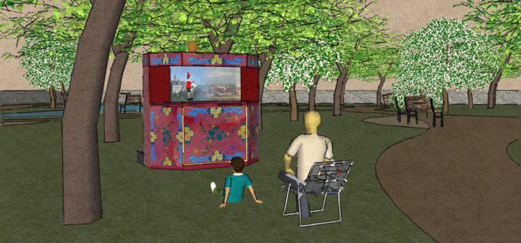 Puppet Theatre Design